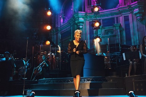 emeli sandé en el royal albert hall