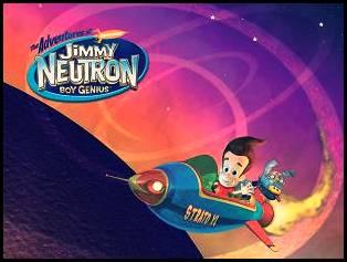 Las aventuras de jimmy neutron el ni 241 o genio